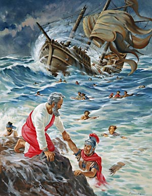 Proclaiming Christ's Global Reign | Only By Grace Hurricane Warning Clip Art